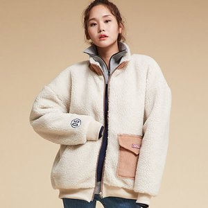 CORDUROY POCKET FLEECE JACKET